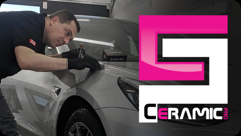 Poliperfect Ceramic Pro installer