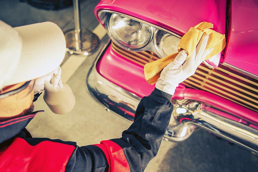 services esthétique automobile